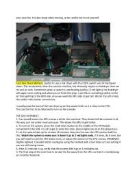 How to fix xbox 360 red ring of death