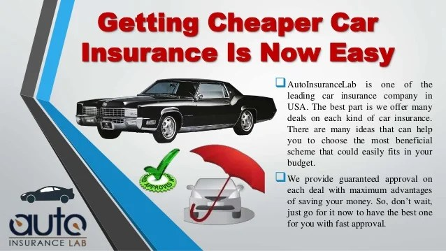 How To Get Cheaper Car Insurance Tips With Best Coverage