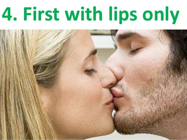 Hot To Kiss Your Girlfriend For The First Time