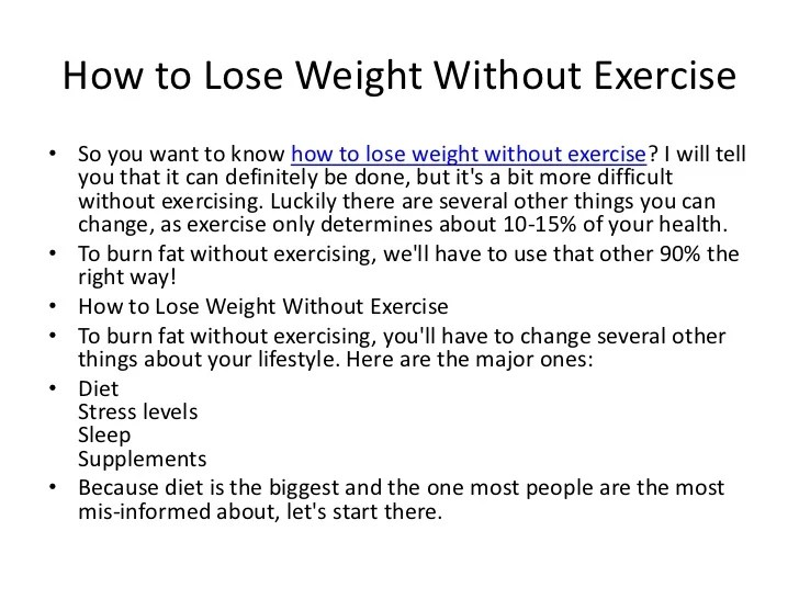 how to lose weight without exercise 1 728 cb 1309230488