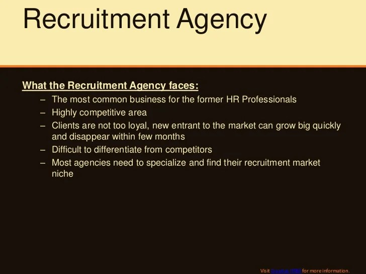 How To Promote The New Recruitment Agency
