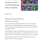 New To Internet Marketing?  Try This Solid Advice!