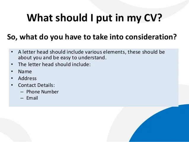 What Should I Include In A Cover Letter What Should A Great Cover ...