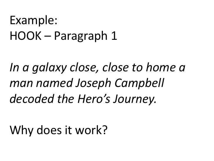 Hook Of An Essay Gmat Essays Ukulele Essay Hook Example Co Example
