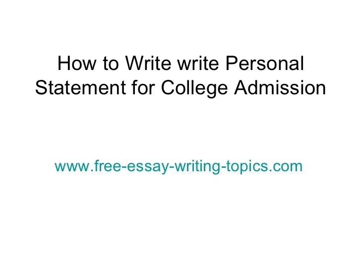 Medicine Personal Statements – Examples & How To Guide
