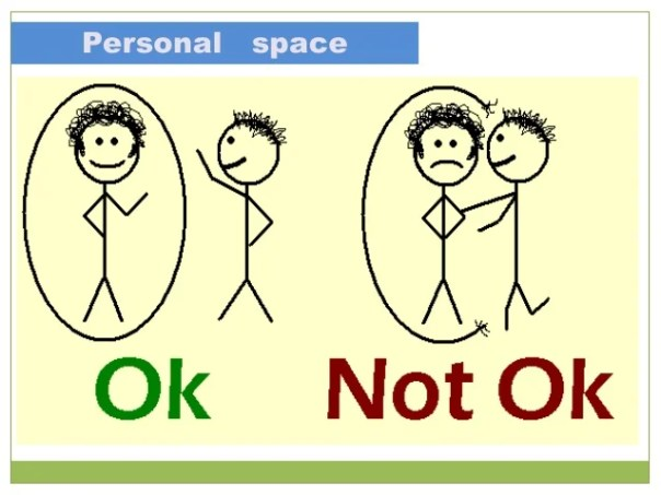 Image result for personal space