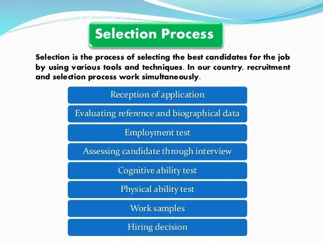 Recruitment Interviewing And Selection Training Courses