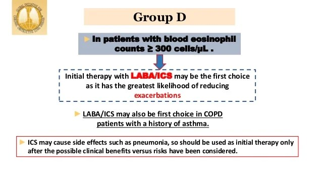 Brief summary on gold 2019 guidelines on copd