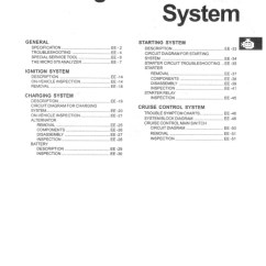 Alternator To Battery Wiring Diagram Charging System Hyundai Sonata Nf 2005 2013 Engine Electrical