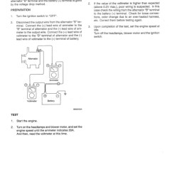 Alternator To Battery Wiring Diagram 3 Phase Motor Uk Hyundai Sonata Nf 2005 2013 Engine Electrical System 22