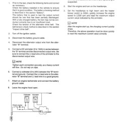 Alternator To Battery Wiring Diagram Aftermarket Radio Hyundai Sonata Nf 2005 2013 Engine Electrical System 23