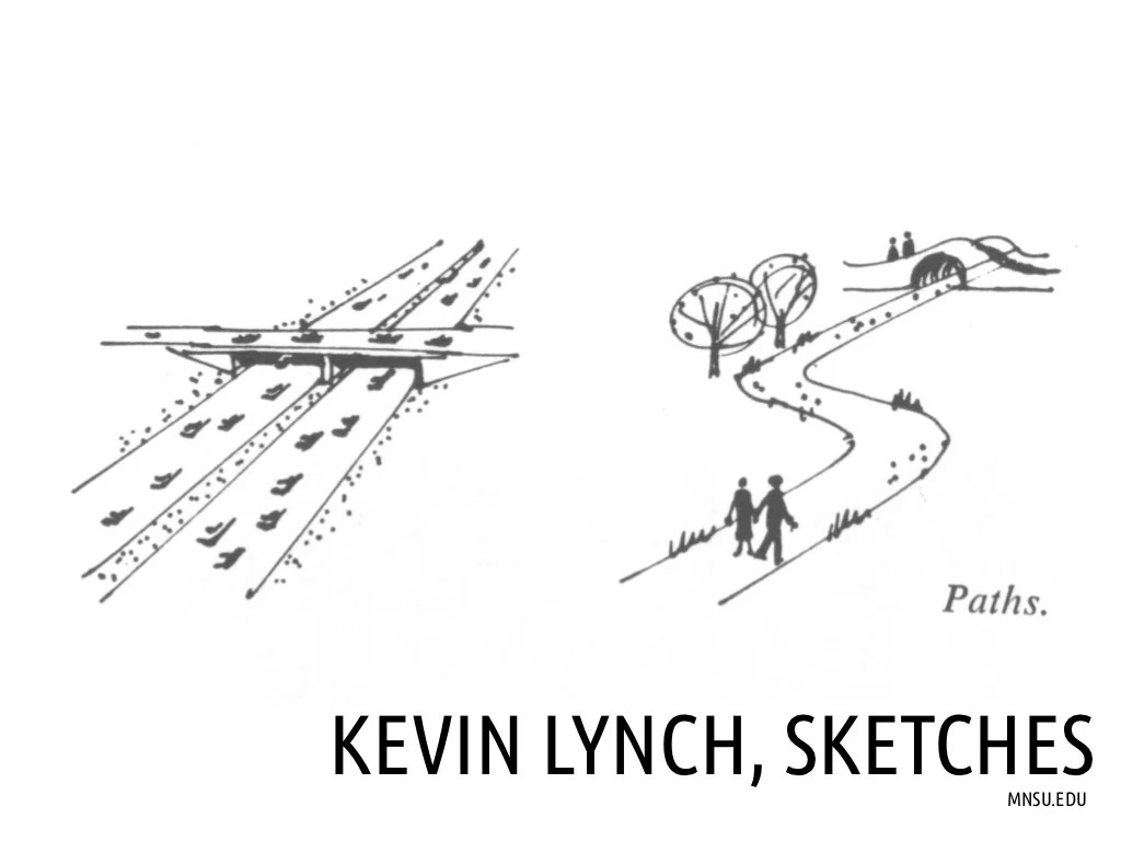 KEVIN LYNCH, SKETCHES