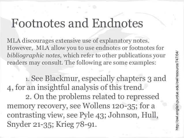Endnotes Format Mla Hizli Rapidlaunch Co