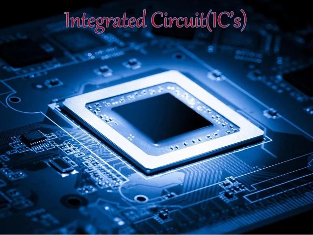 The Definition Of Integrated Circuit Analog Integrated Circuits