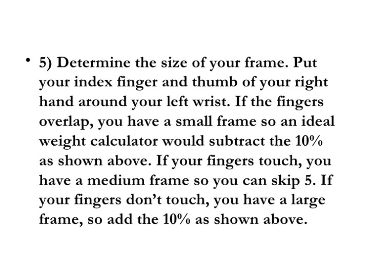 calculating your frame size | Framess.co