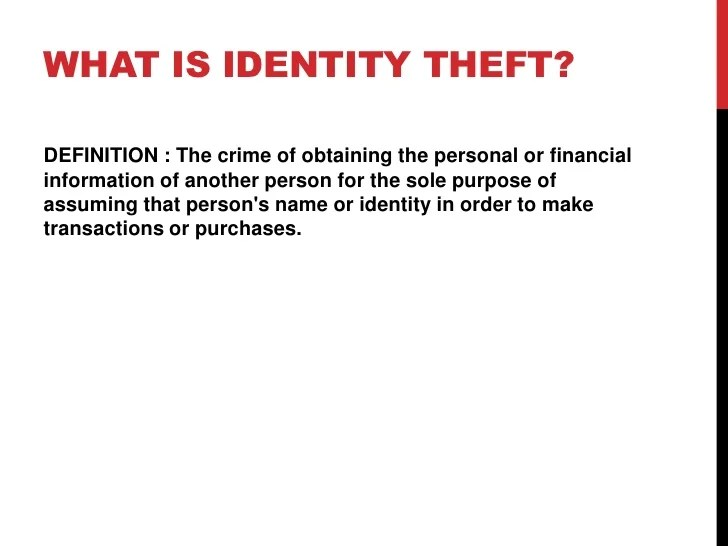 Statistics About Stealing