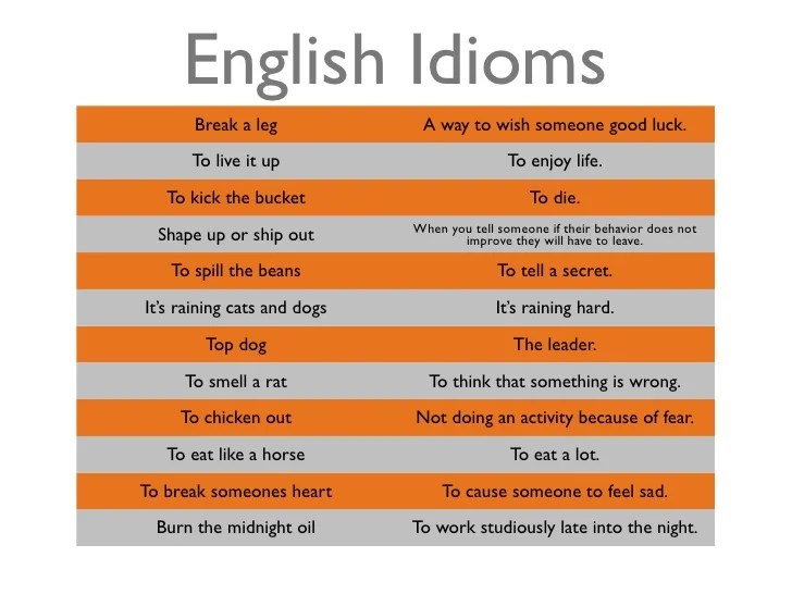 idioms in bilingual dictionaries essay Free idiom worksheets and tests for parents, teachers, and students these worksheets can be edited idiom test 1 - this idiom test will help you evaluate how well your students can determine the meaning of idioms based on context 15 multiple essay writing rubrics narrative essay.