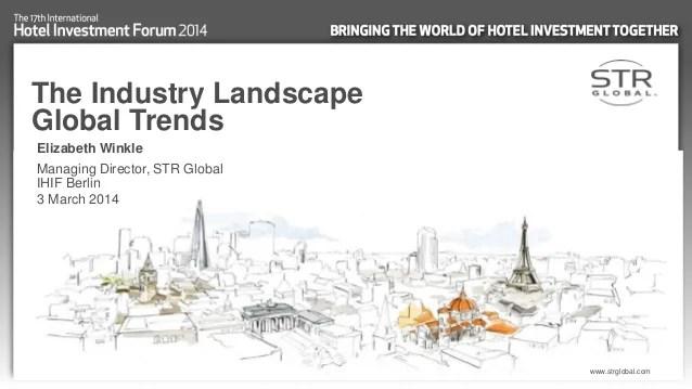industry landscape ihif 2014