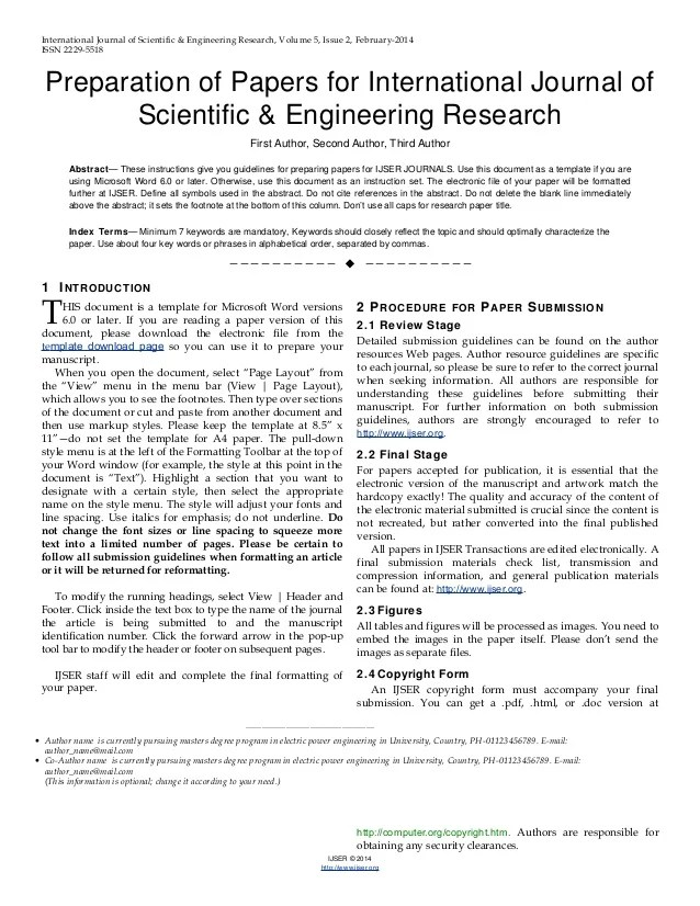 Scientific Article Template Hospi Noiseworks Co