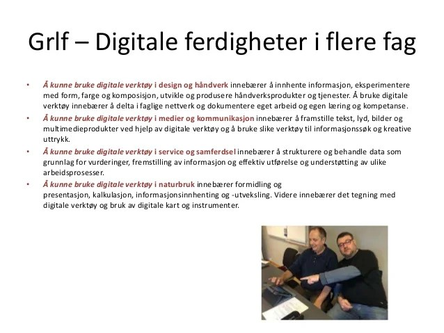 FYR - Fellesfag. Yrkesretting og Relevans