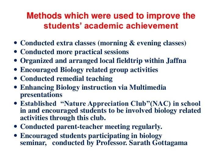 Self Improvement Goals Teachers