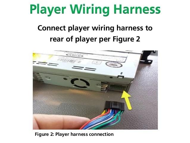 jensen uv10 wiring diagram 5kw solar system in dash dvd player installation