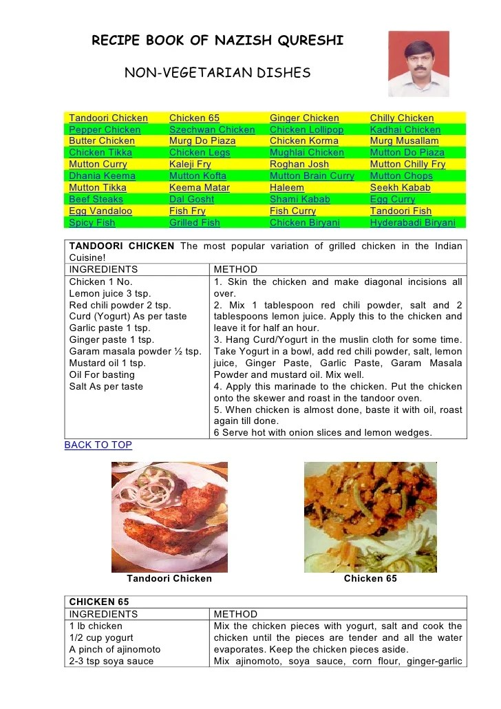 Indian dishes recipes vegetarian in hindi foodfash indian en recipes in hindi pdf food forumfinder Choice Image