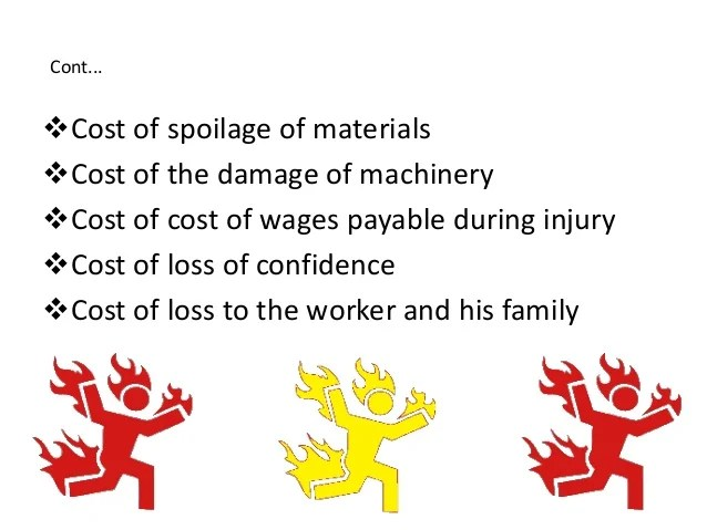 Industrial fire safety