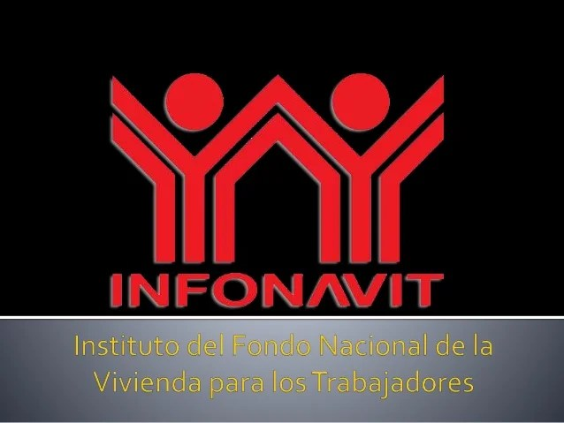 Infonavit Y Fovissste
