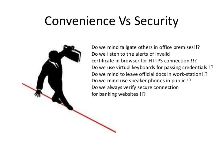 It Security Vs Information Security