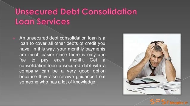 Instant Decision  Approval Of Unsecured Debt