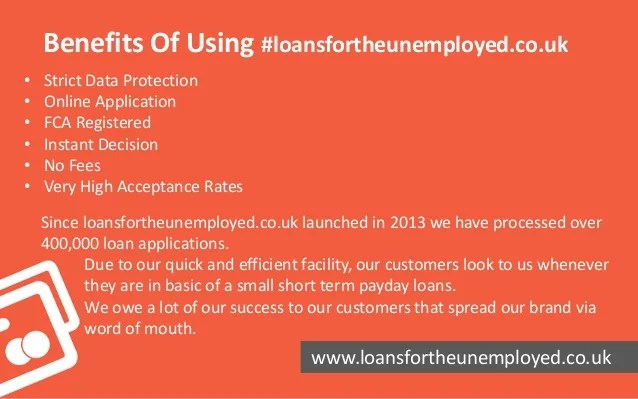 pay day lending products utilizing unemployment