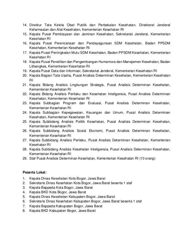 Bkd Kabupaten Bogor : kabupaten, bogor, Instrumen, Monev, Rakerkesnas, Untuk, Kabupaten