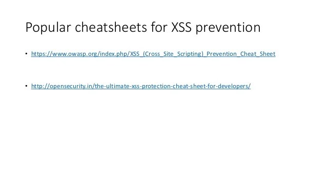 Web Security Xss Sql Injection