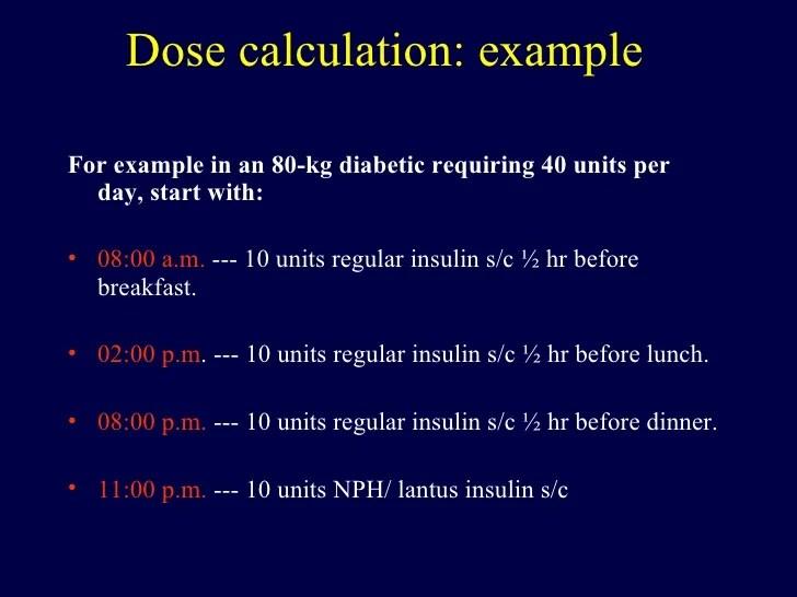 Dose also insulin therapy in dm rh slideshare