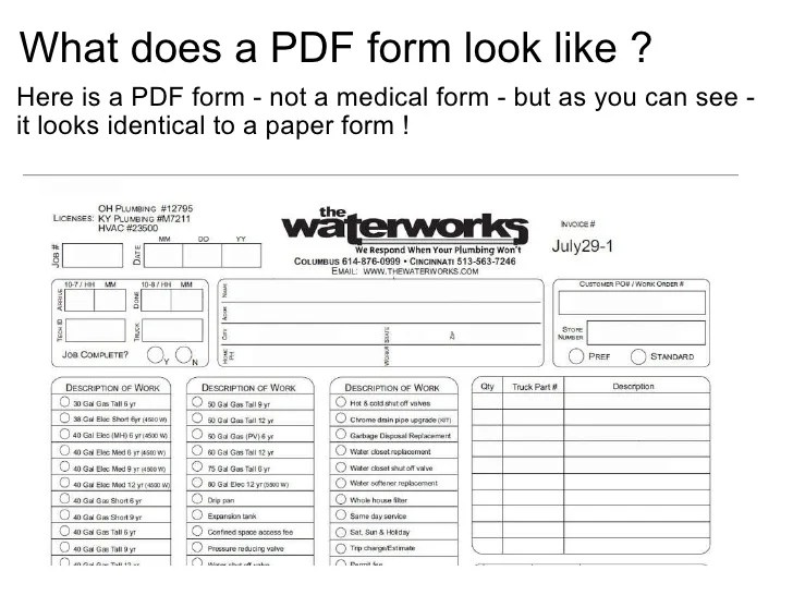 Interactive Pdf Form Homecare Health