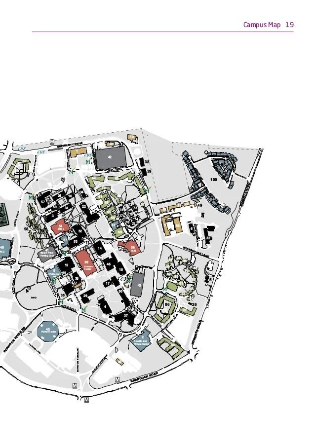 George Mason Campus Map : george, mason, campus, George, Mason, University, Brochure, Study, Metro