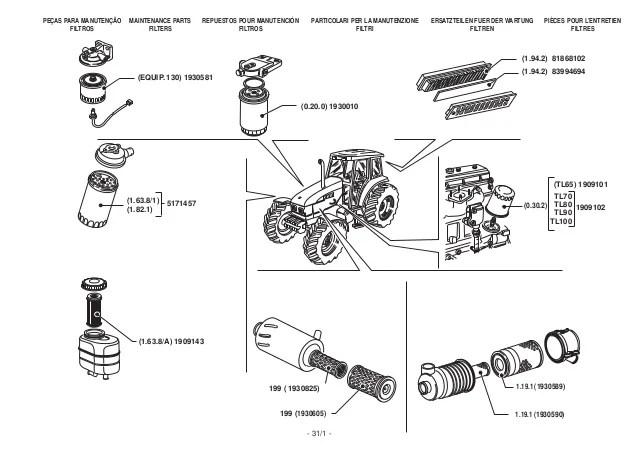 1988 firebird fuel filter location