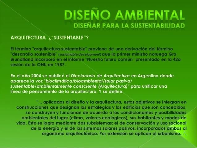 Introduccion al diseo ambiental