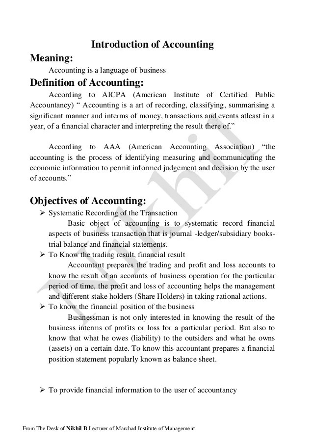 Introduction Of Accounting 2016 09 24 05 08 16 467