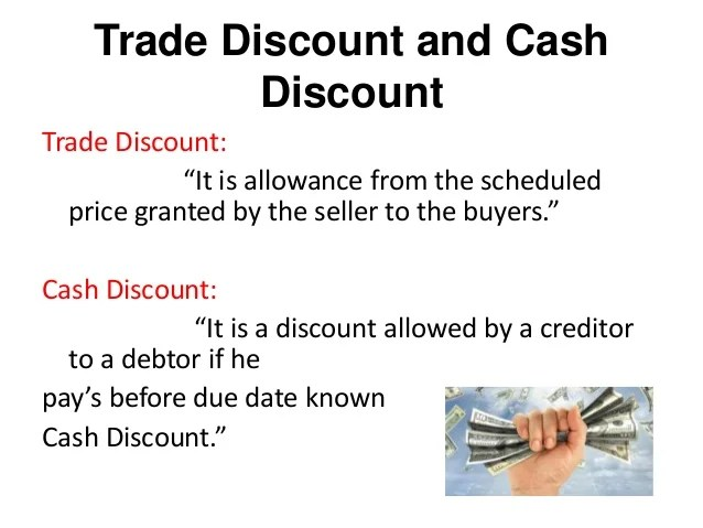 Image result for Discount in accounting