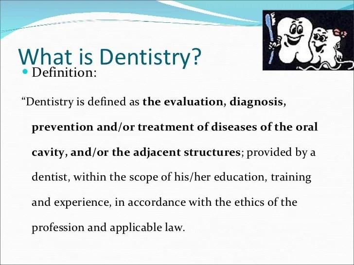 Introduction to Oral Medicine