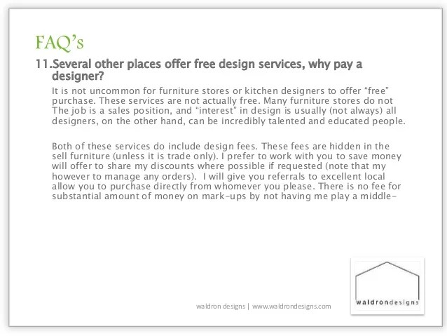 Interior Design Introduction Letter To Prospective Client