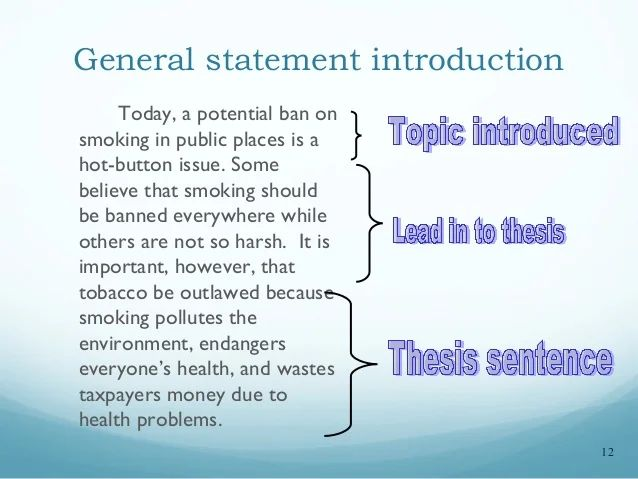 Essay About Causes And Effects Of Smoking - Resume Examples