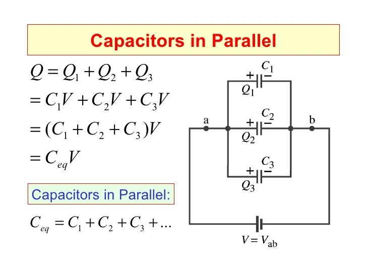Parallel Circuit The Difference Between A Parallel Circuit And A