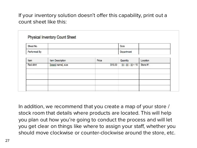 also the complete inventory management guide for retailers rh slideshare