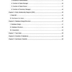 Er Diagram For Inventory Management System Plant Cell Project 29 2 3 Sales And