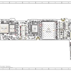 Iphone 4 Screw Layout Diagram 110 Ac Outlet Wiring 4s All Data S Circuit Diagrams Lose Parts Labeled