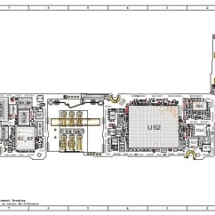 Back Of Iphone 4s Diagram Two Way Lighting Wiring Schematic