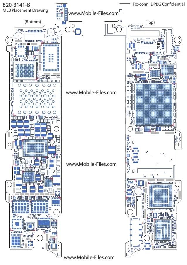 back of iphone 4s diagram 1990 club car gas wiring 5 block data boardview 820 3141 b full schematic schematics